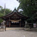 10月三連休に知立神社で七五三詣り