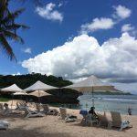 子連れグアム旅行⑥ホテルニッコーグアム ビーチでシュノーケリング