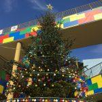 アスナル金山レゴのクリスマスツリー&松坂屋あつた蓬莱軒のひつまぶし