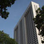 子連れシンガポール②リッツカールトン(デラックスマリーナベイビュールーム)宿泊&朝食バイキング