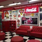 コカ・コーラ子供と工場見学、無料でお土産ももらえる!(愛知県東海市)