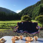 滋賀県滝と渓流の高山キャンプ場、バンガロー宿泊レポ!